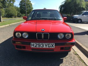 1990 BMW e30 excellent condition low mileage 318 For Sale