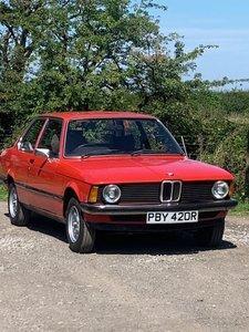 1976 BMW 316 - 1 Owner