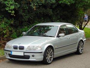 BMW E46 330i M-Sport Auto.. High Spec.. Red Leather.. Satnav SOLD