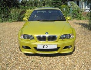 1997 E46 M3 Coupe (SMG)