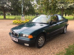 1997 BMW e36 318 saloon  85000 miles Beautiful Example,