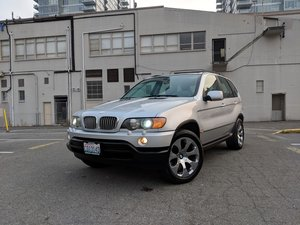 2001 BMW X5 - Lot 608 For Sale by Auction