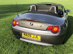 2005 BMW Z4 2.2i SE Manual 41k miles For Sale