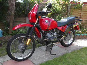 1990 BMW R100 GS For Sale
