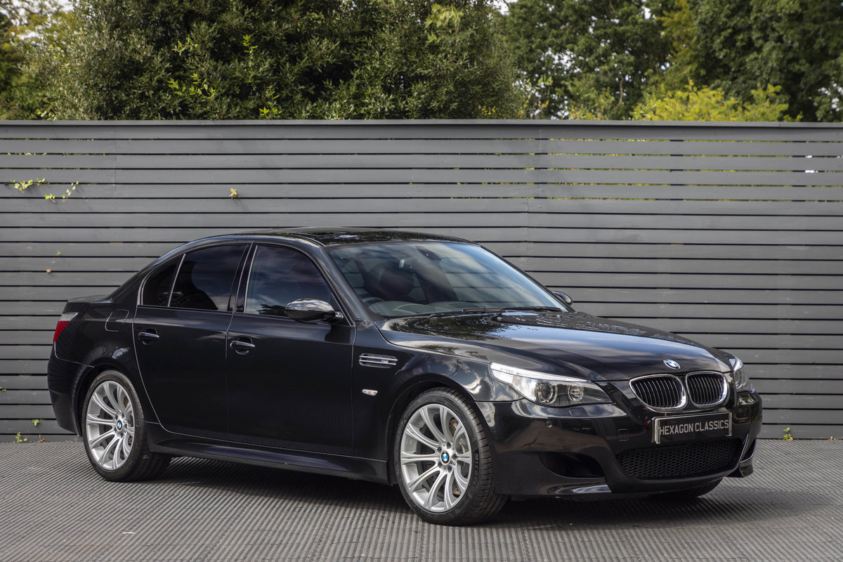 2005 BMW M5 (E60)  ONLY 14000 MILES For Sale (picture 1 of 6)