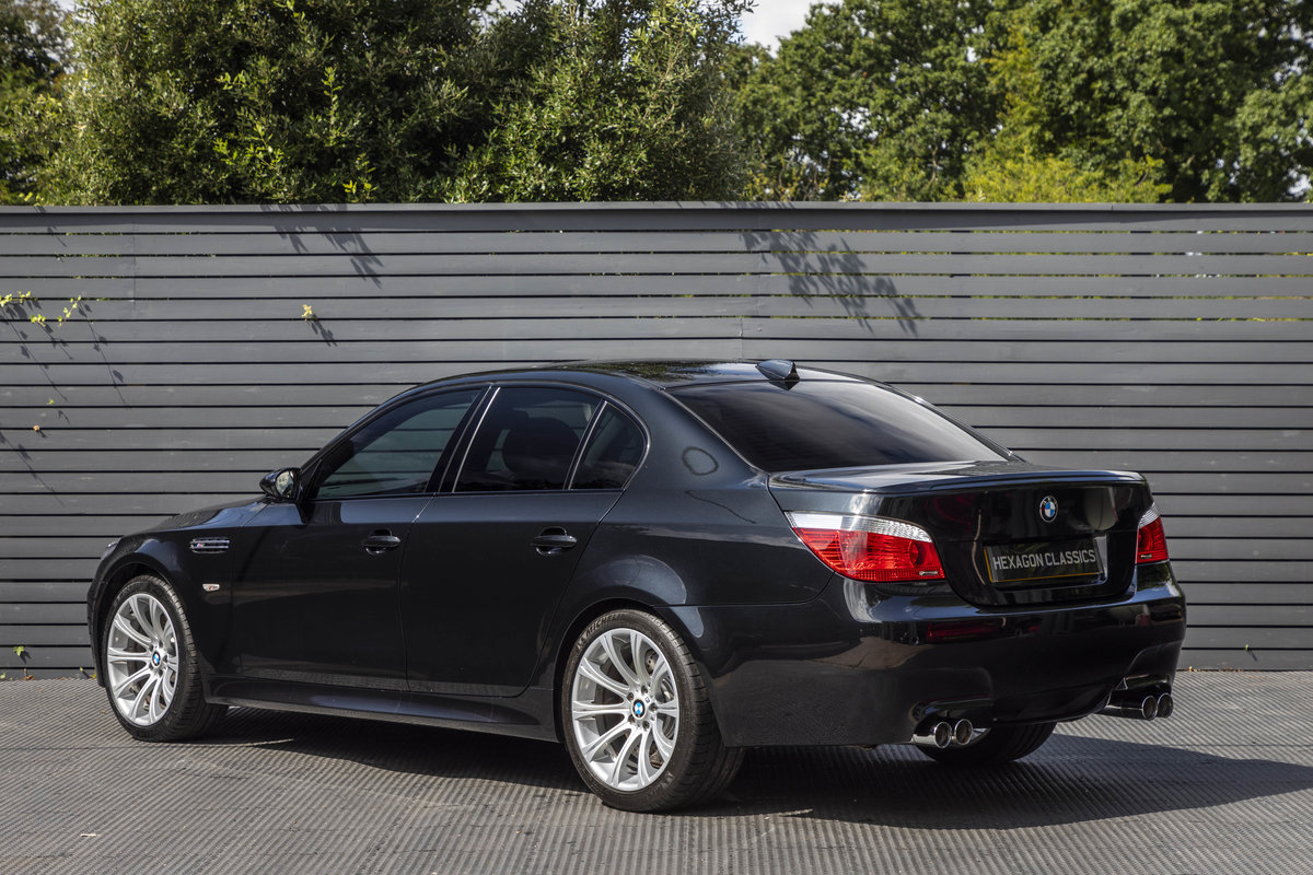2005 BMW M5 (E60)  ONLY 14000 MILES For Sale (picture 2 of 6)