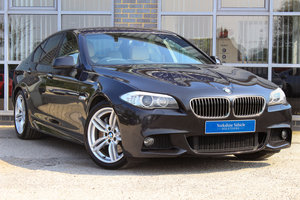 2011 61 BMW 5 SERIES 535D M SPORT AUTO  For Sale