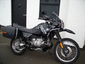 BMW R100 GS Paris Dakar Classic 1995 11k miles For Sale