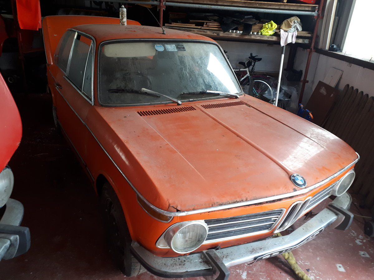 1972 BMW 2002 tii For Sale (picture 1 of 6)
