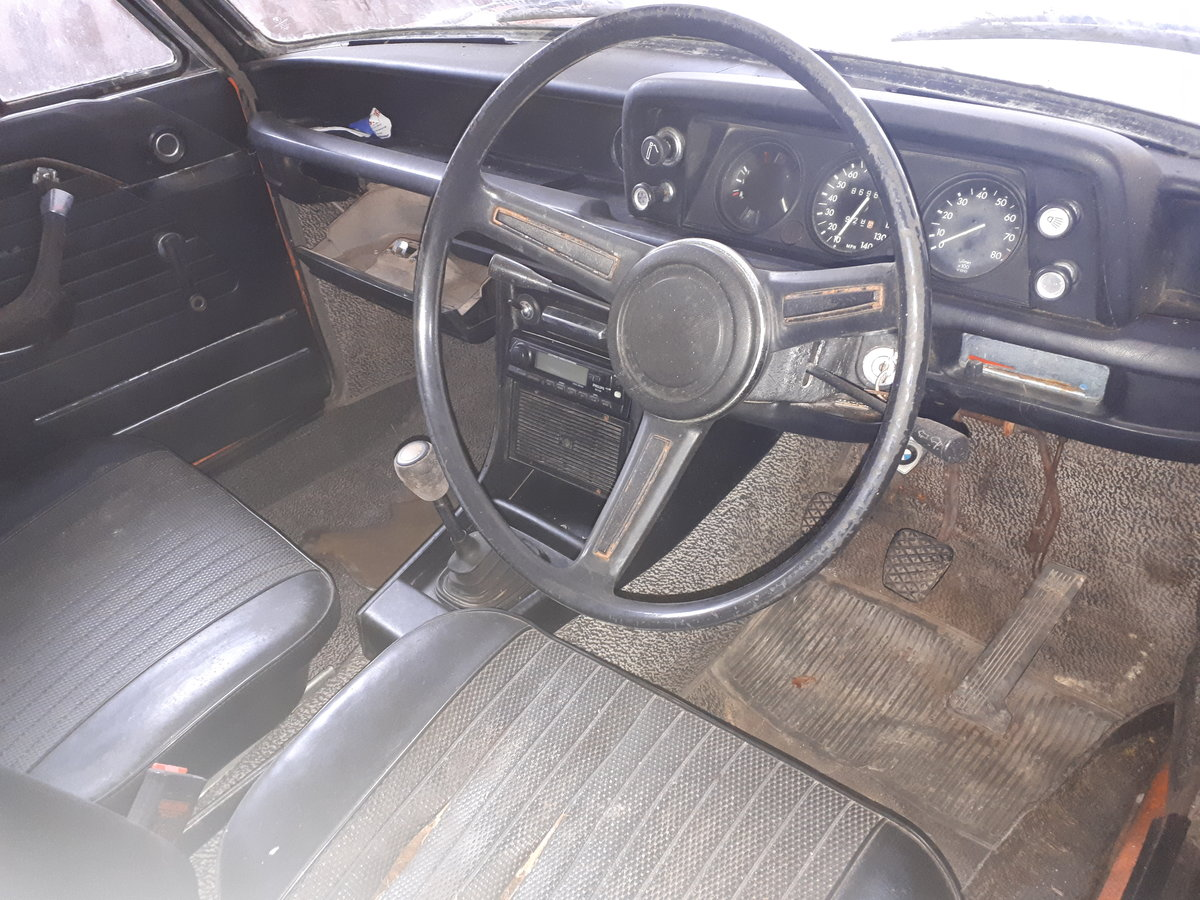 1972 BMW 2002 tii For Sale (picture 4 of 6)