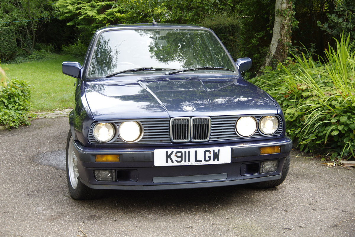 1993 BMW 316i Touring Lux, E30 For Sale (picture 1 of 6)