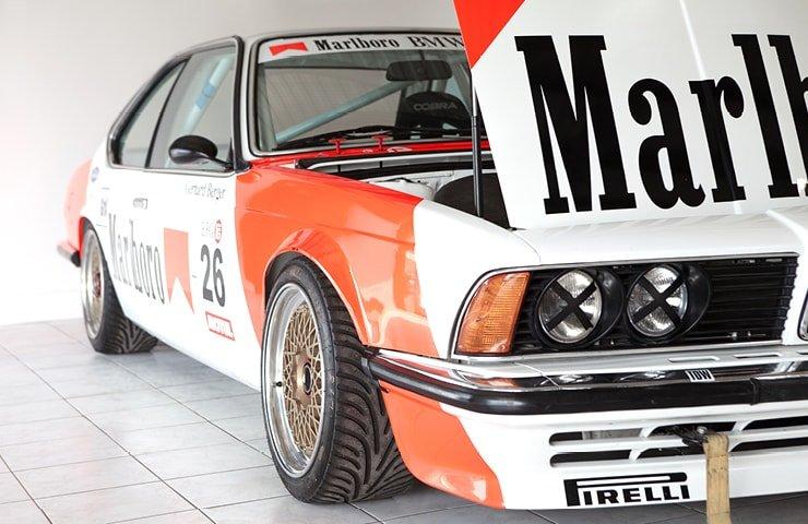 2016 BMW 635 E24 'MARLBORO' For Sale (picture 2 of 10)