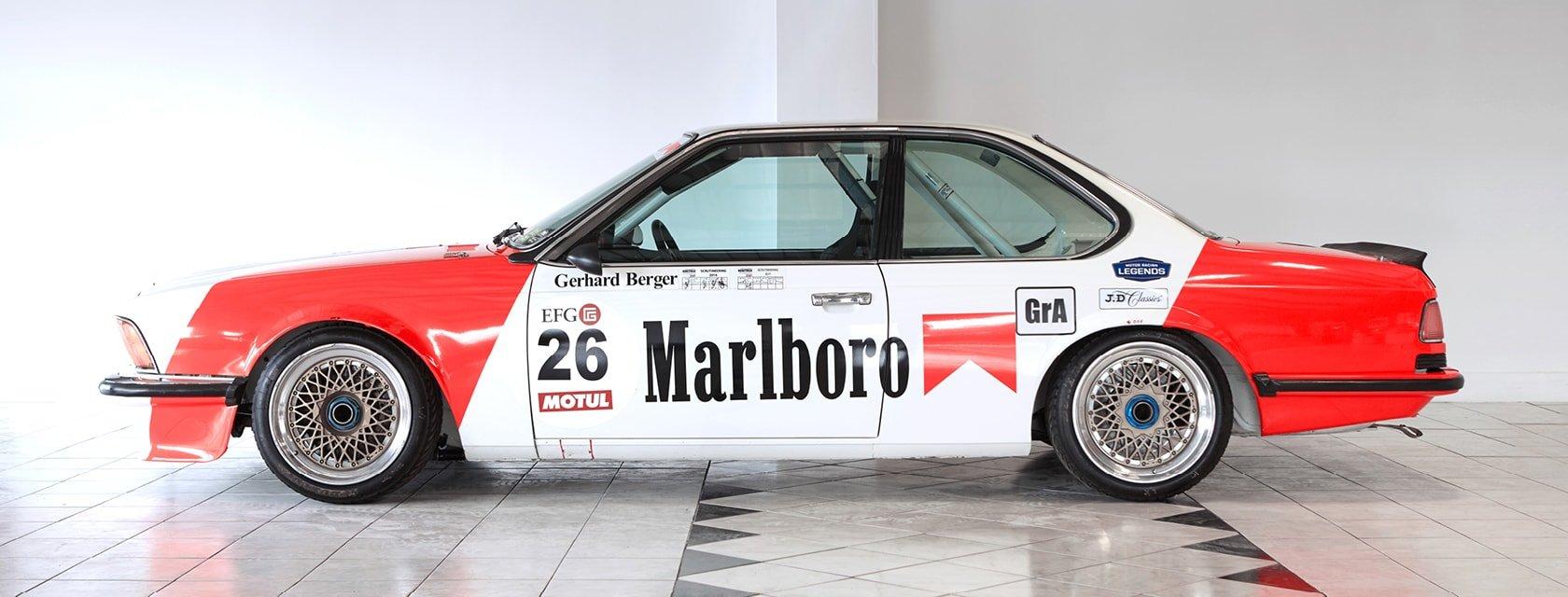 2016 BMW 635 E24 'MARLBORO' For Sale (picture 10 of 10)