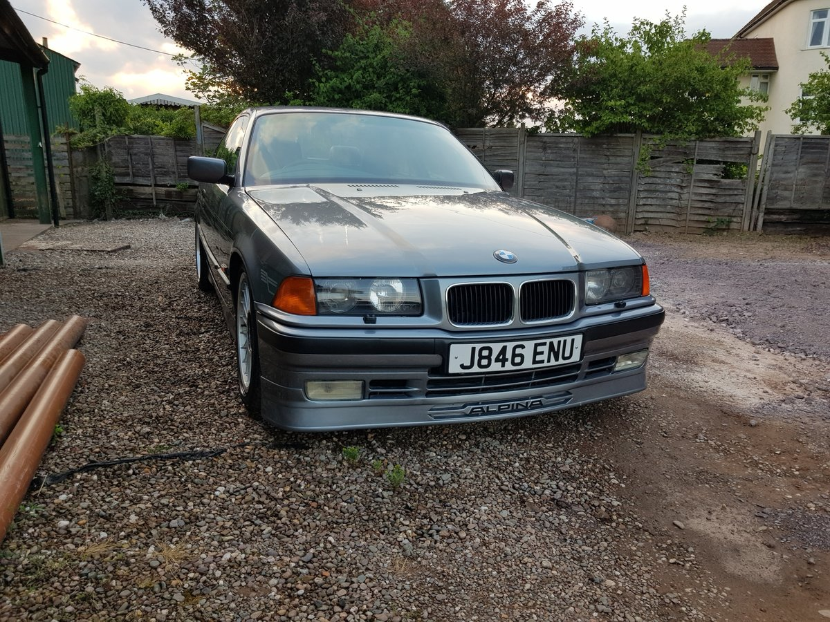 1992 BMW ALPINA B2.5 (VERY RARE EXAMPLE) For Sale (picture 1 of 6)