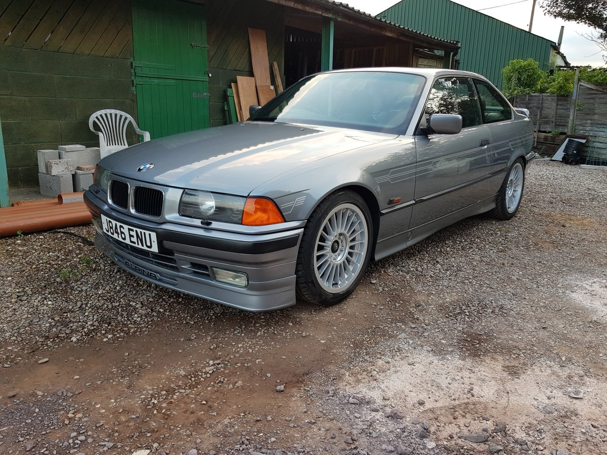 1992 BMW ALPINA B2.5 (VERY RARE EXAMPLE) For Sale (picture 2 of 6)