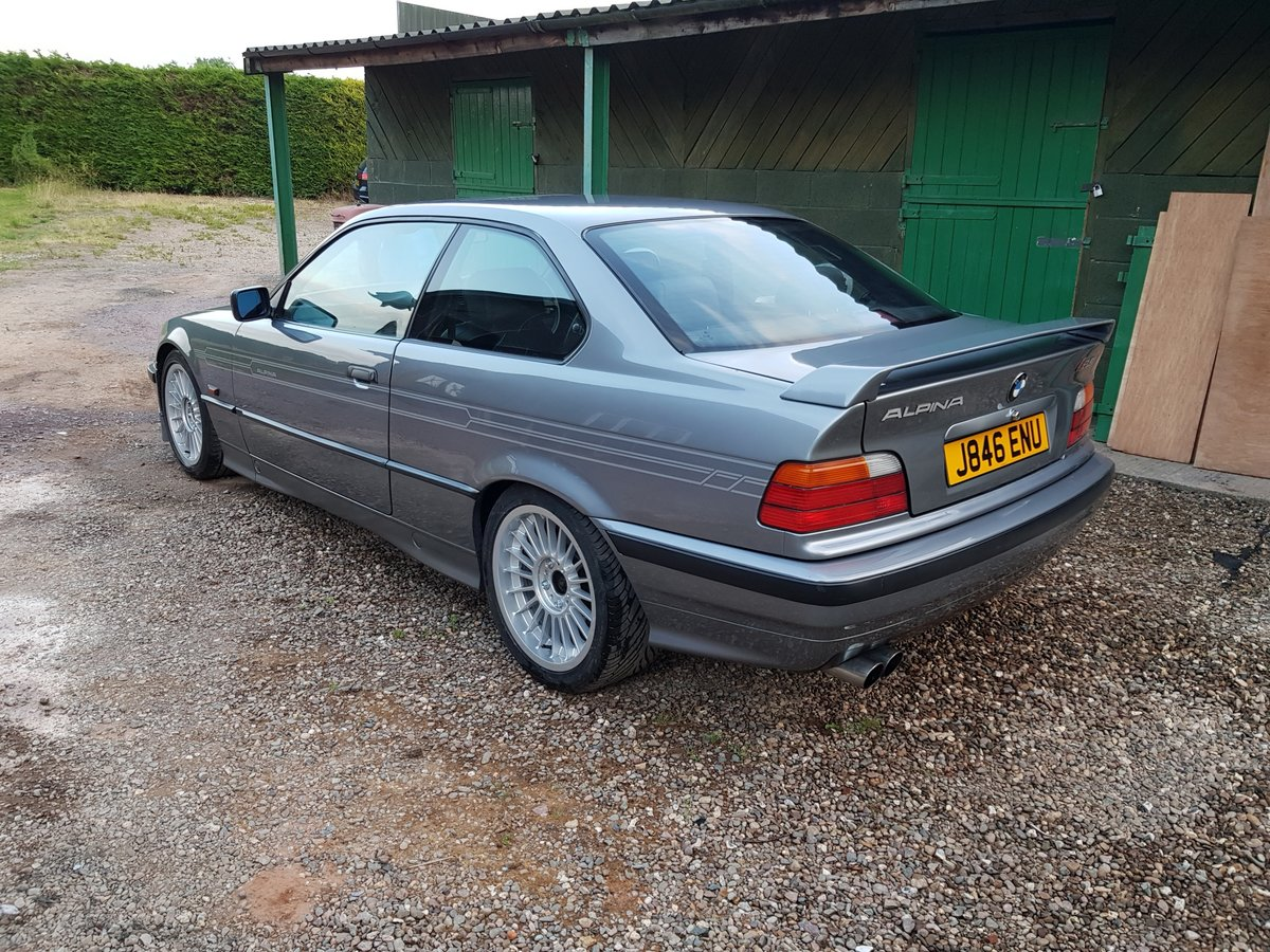1992 BMW ALPINA B2.5 (VERY RARE EXAMPLE) For Sale (picture 3 of 6)