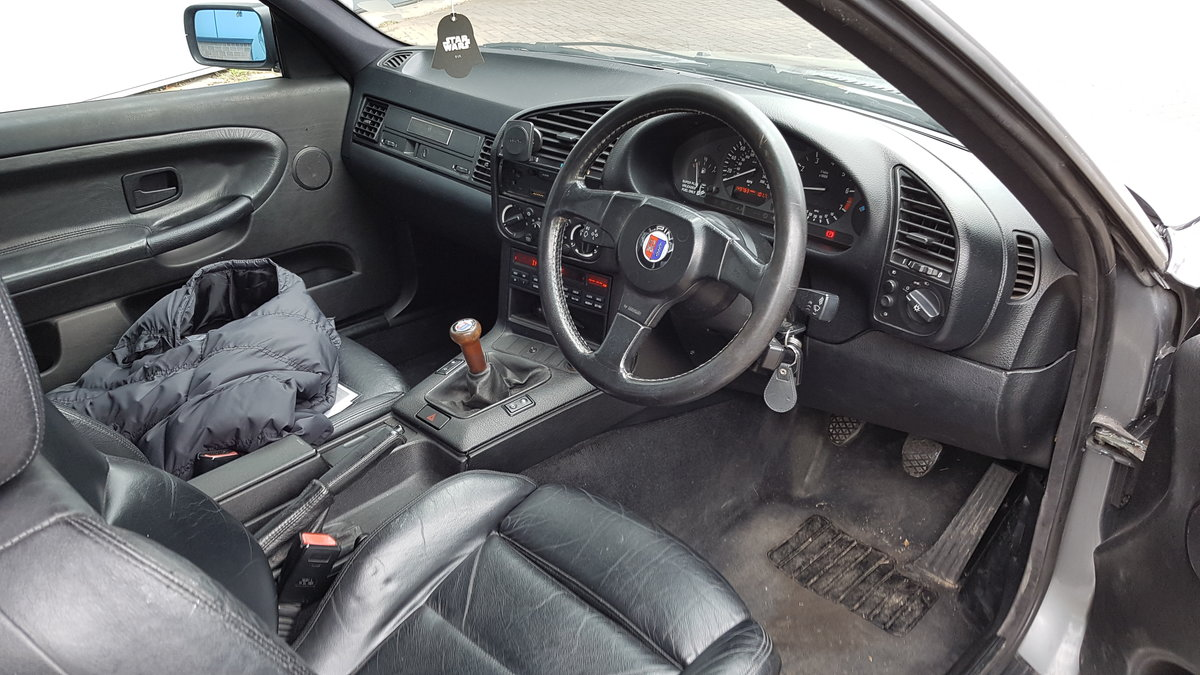 1992 BMW ALPINA B2.5 (VERY RARE EXAMPLE) For Sale (picture 4 of 6)