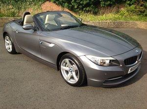 2009 BMW Z4 3.0i S Drive Convertible Auto (E89) SOLD