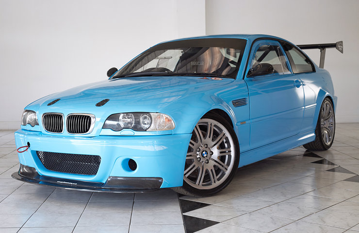 2003 BMW M3 ROAD LEGAL TRACK/RACE CAR For Sale (picture 1 of 10)