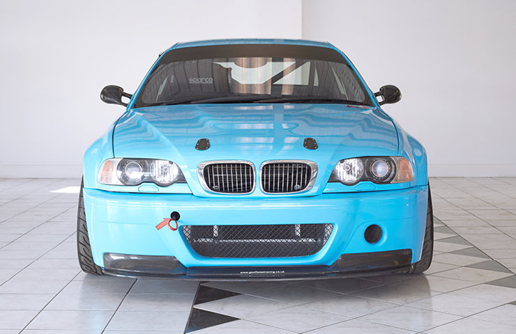 2003 BMW M3 ROAD LEGAL TRACK/RACE CAR For Sale (picture 2 of 10)
