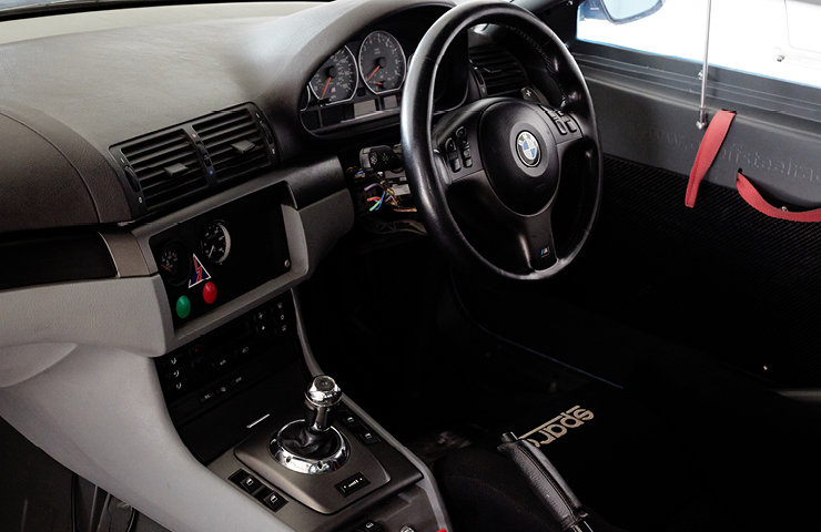 2003 BMW M3 ROAD LEGAL TRACK/RACE CAR For Sale (picture 4 of 10)