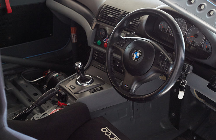 2003 BMW M3 ROAD LEGAL TRACK/RACE CAR For Sale (picture 5 of 10)