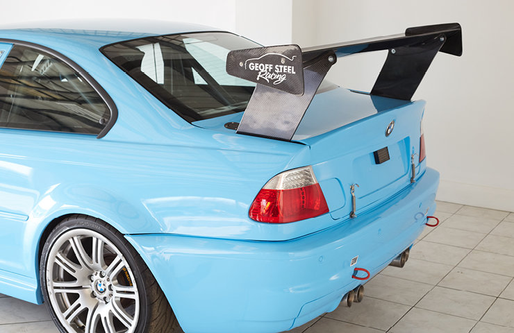 2003 BMW M3 ROAD LEGAL TRACK/RACE CAR For Sale (picture 8 of 10)