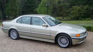 1999 735i Pearl Beige Met with Pearl Beige Leather