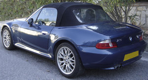 2002 BMW Z3 3.0L Sport Convertible For Sale