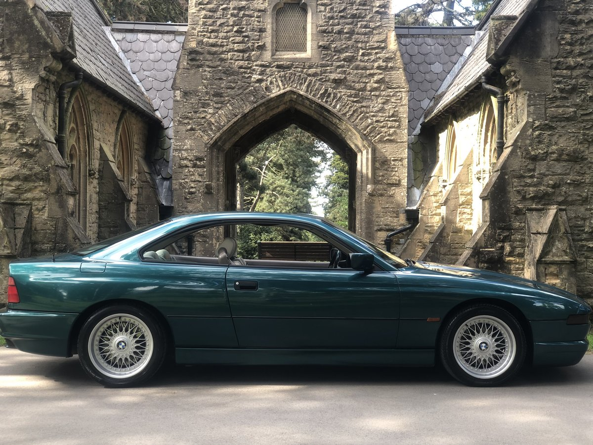 1993 BMW 850 CI PRIVATLY OWNED SINCE 2002 For Sale (picture 3 of 6)