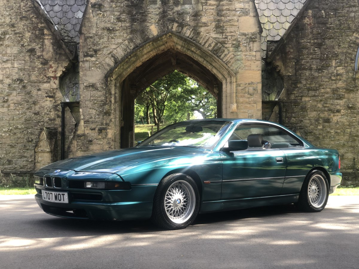 1993 BMW 850 CI PRIVATLY OWNED SINCE 2002 For Sale (picture 4 of 6)