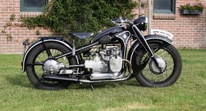 1940 BMW R12 750cc  with australian papers