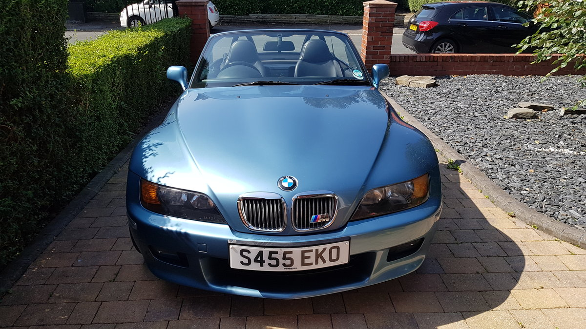 1998 BMW Z3 2.8 Roadster with M Pack........ For Sale (picture 1 of 6)