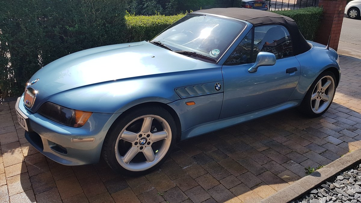 1998 BMW Z3 2.8 Roadster with M Pack........ For Sale (picture 5 of 6)