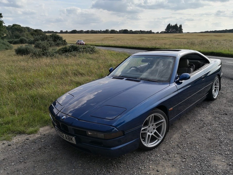 1997 BMW 840i Individual For Sale (picture 1 of 6)