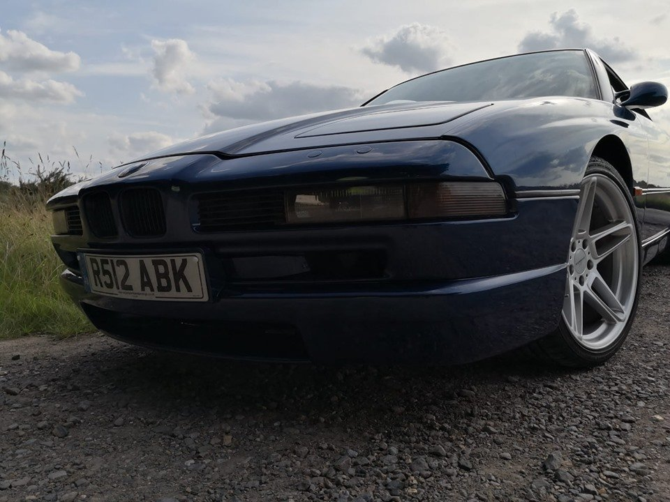 1997 BMW 840i Individual For Sale (picture 2 of 6)