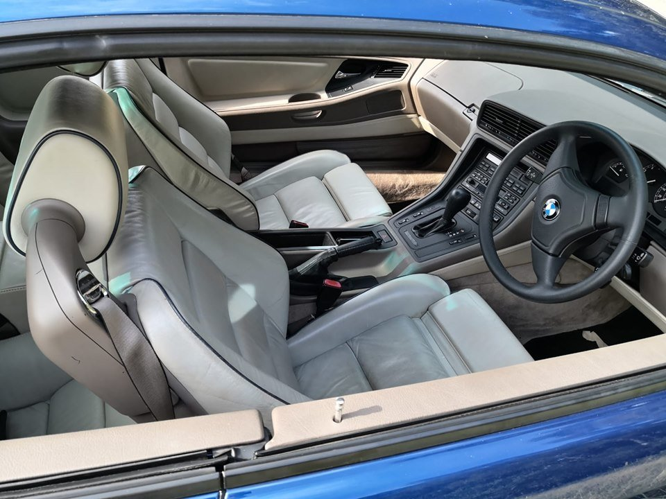 1997 BMW 840i Individual For Sale (picture 4 of 6)