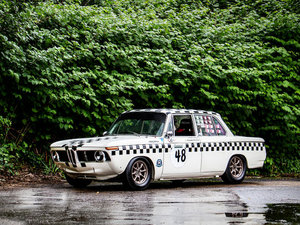 1965 BMW 1800 TI/SA-SPECIFICATION FIA APPENDIX K COMPETITION For Sale by Auction