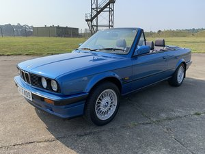 1991 BMW 318 E30 Cabriolet Convertible For Sale
