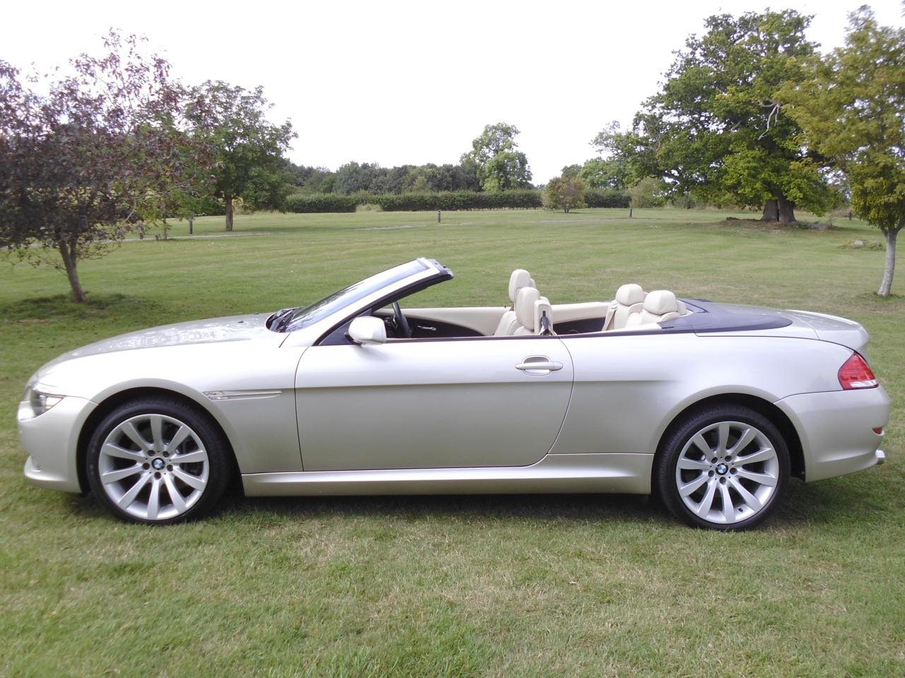 2007 BMW 630i Sport Auto Convertible SOLD (picture 1 of 6)