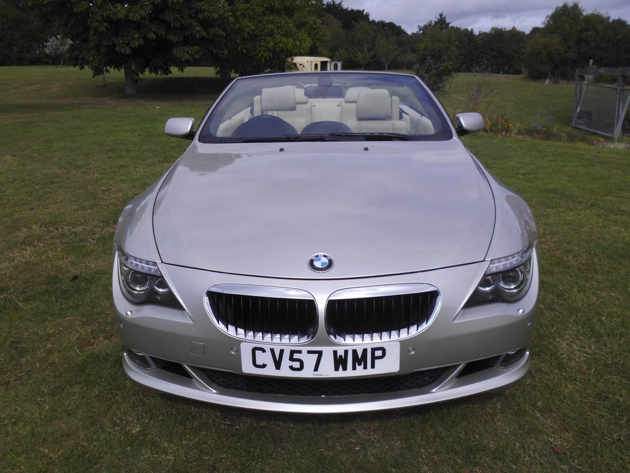 2007 BMW 630i Sport Auto Convertible SOLD (picture 2 of 6)