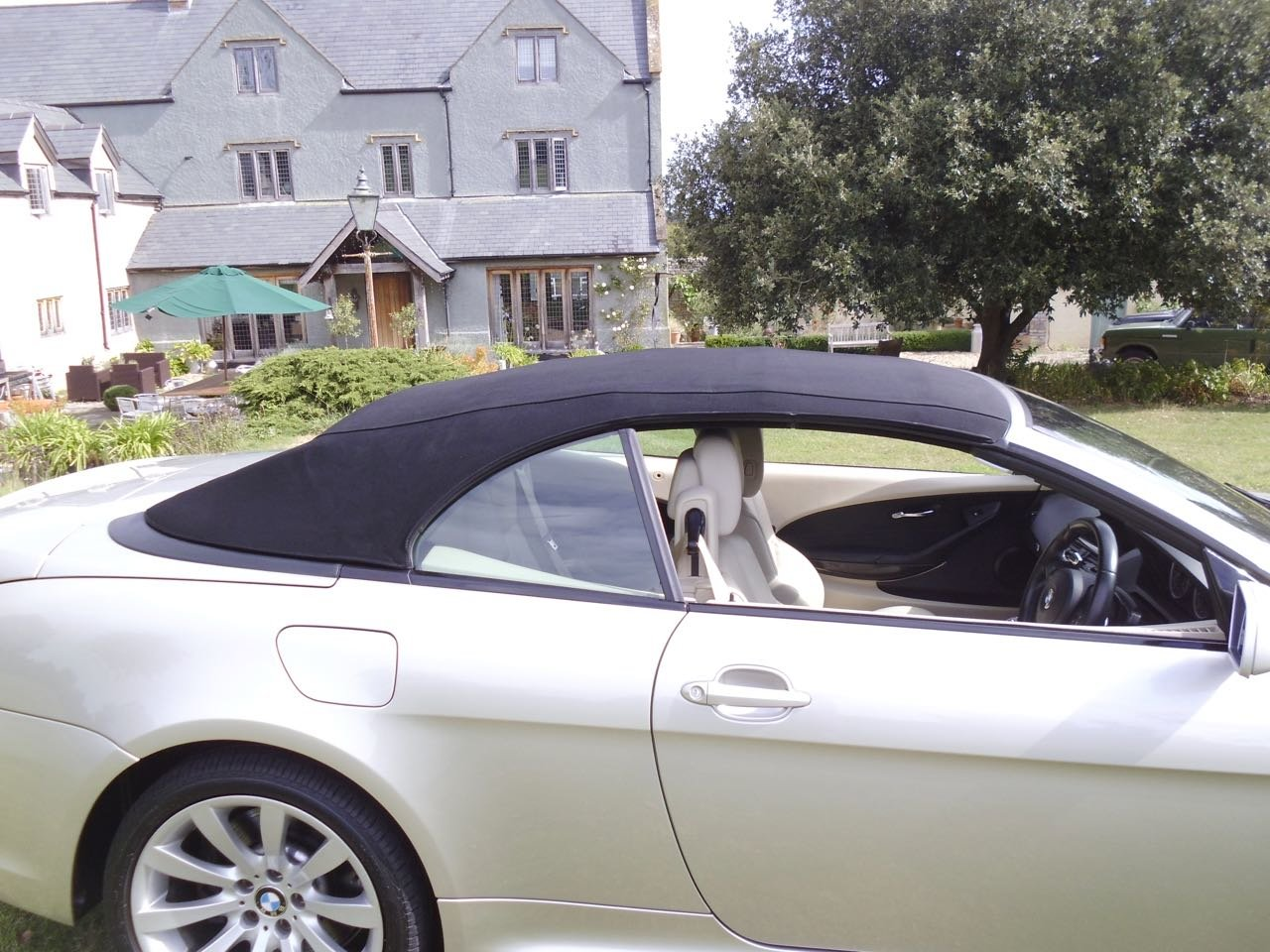 2007 BMW 630i Sport Auto Convertible SOLD (picture 5 of 6)