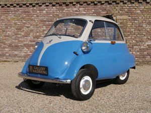 1957 BMW Isetta 250 Deluxe fully restored condition