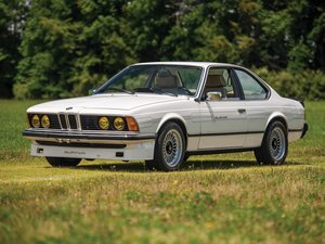 1982 BMW Alpina B7 Turbo Coupe  For Sale by Auction