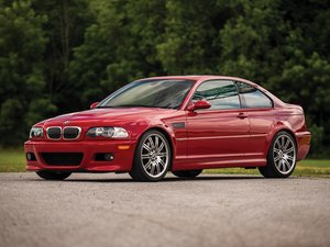 2003 BMW M3  For Sale by Auction