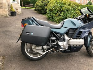 1990 BMW K100 RS Restoration Project SOLD