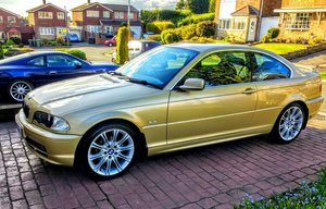 2001 BMW E46 320ci 46k from new For Sale