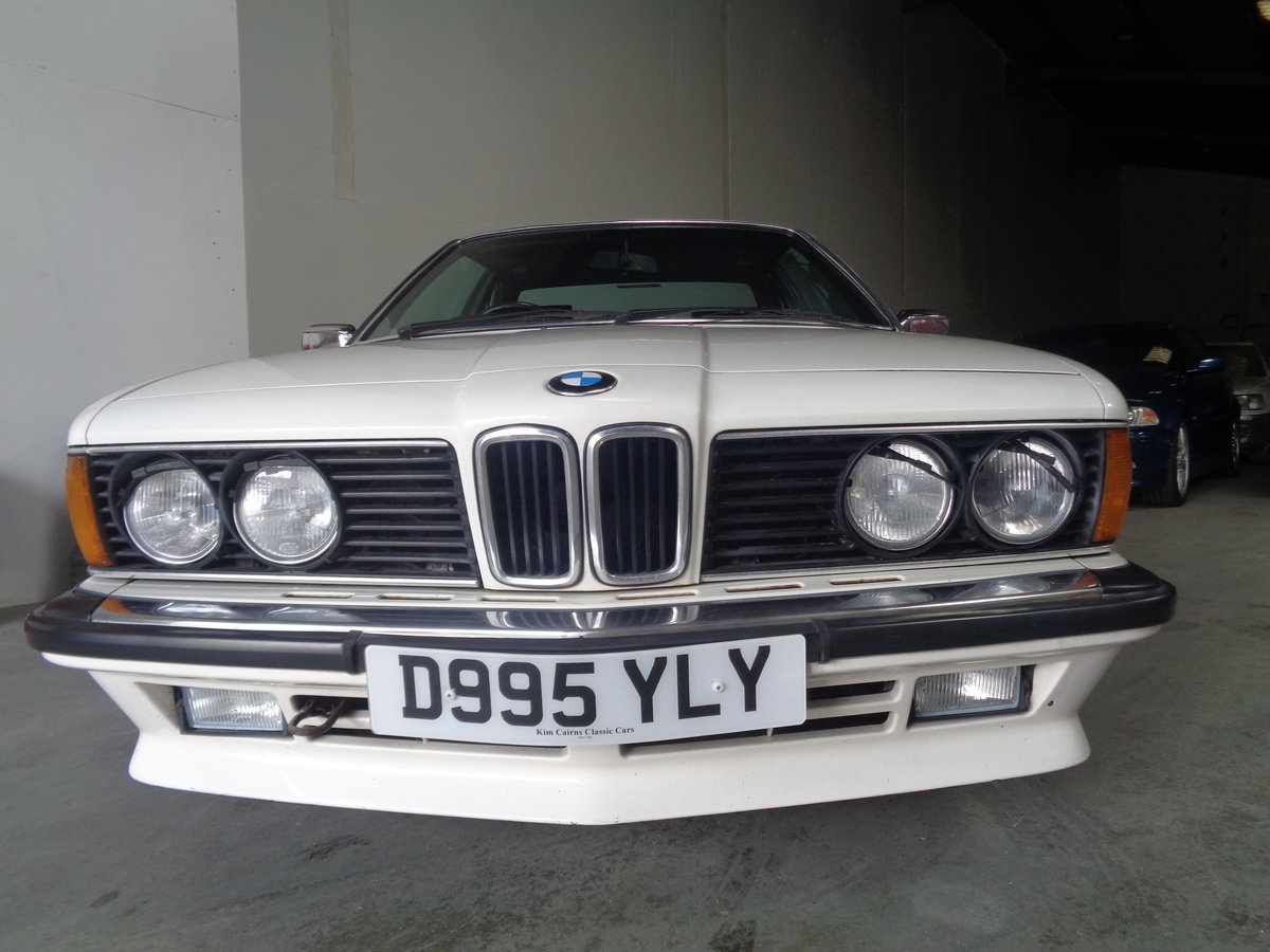bmw 635 csi auto  1986/d reg. Lovely  For Sale (picture 2 of 6)