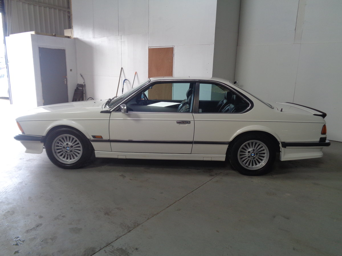 bmw 635 csi auto  1986/d reg. Lovely  For Sale (picture 3 of 6)