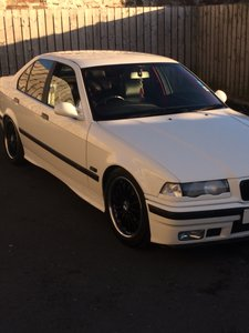 1992 BMW e36 Stunning